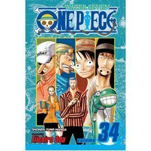 One Piece Volume 34 - Used