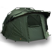 NGT Bivvy tent ribbed Fortress with hood