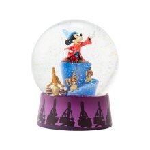 Disney Showcase Fantasia Sorcerer Mickey and Brooms Waterball