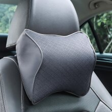Pad Memory Foam Neck Rest Support Cushion Car Seat Headrest Pillow