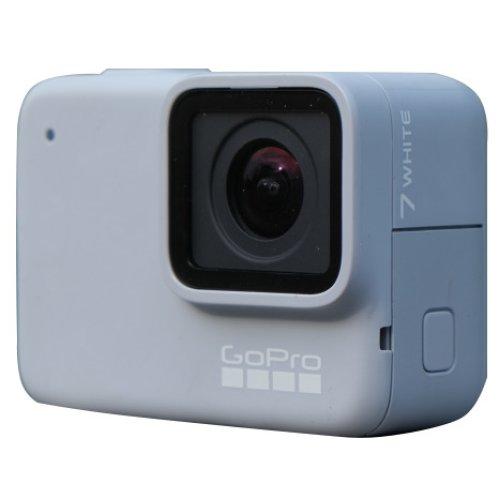 GoPro HERO7 - White | Waterproof Action Camera - Used