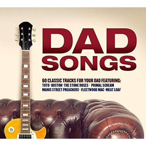 DAD SONGS - DAD SONGS [CD]