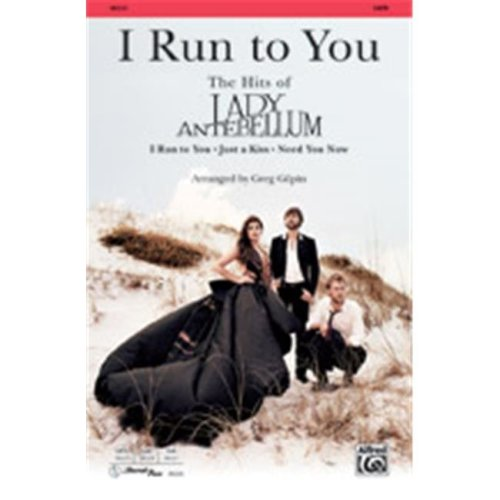 Alfred 00-38226 I RUN TO YOU:HITS OF LADY A-STRX CD