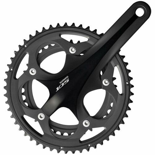 Shimano 105 FC-5750 10 Speed Bike Chainset 50/34T 170mm Hollowtech II