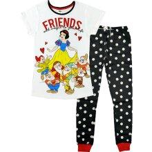 Womens Snow White And The Seven Dwarfs Pyjamas