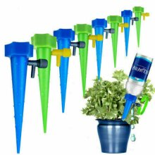 Automatic Watering Spikes Garden Plant Adjustable Flower Drip Irrigation System