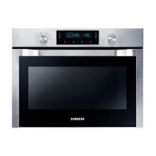 Samsung NQ50H7235AS/EU Built-In Microwave Oven, Stainless Steel - Used