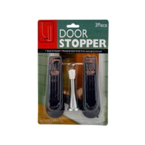 Bulk Buys Door stopper value pack Case Of 36