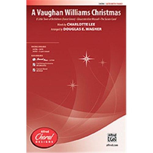 Alfred 00-34788 VAUGHAN WILLIAMS CHRISTMAS-STRX CD