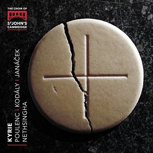 The Choir of St Johns College - Kyrie: Poulenc, Kodaly, Janacek [CD]