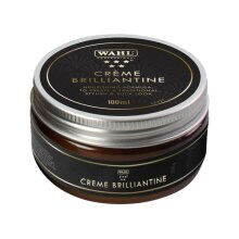 2 x Wahl 100ml 5 Star Creme Brilliantine 100ml- Nourishing Stylish & Slick Hair Look
