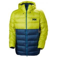 Helly Hansen Vanir Glacier Down Jacket Mens Hooded Coat 62827 350 XL