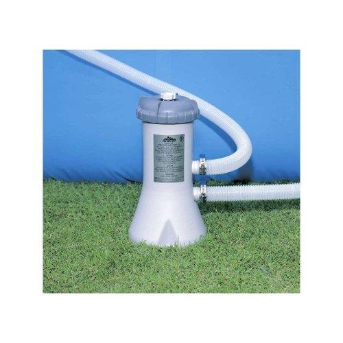 Intex Krystal Clear 530 GPH Pool Filter Pump For 10ft - 12ft pools. 32mm Hoses
