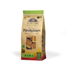 If You Care, Firelighters, 72 Pieces