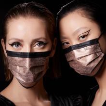HeiQ MetalliQ Masks, 30 pcs