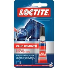 Loctite Glue Remover (Removes Glue and Stains) 1 x 5 g Tube