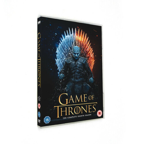 Game Of Thrones The Complete Eighth Season DVD 2019