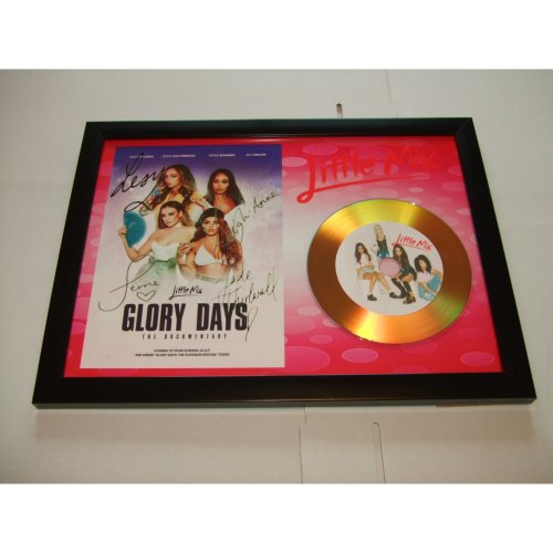 little mix signed disc