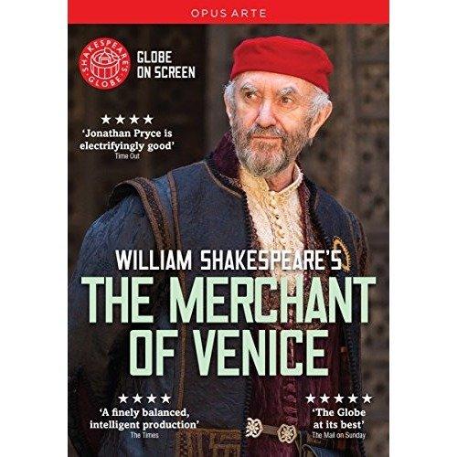 Shakespeare:merchant Venice [jonathan Pryce; Rachael Pickup; Daniel Lapaine; Dominic Mafham] [opus Arte: Oa1160d] [dvd]