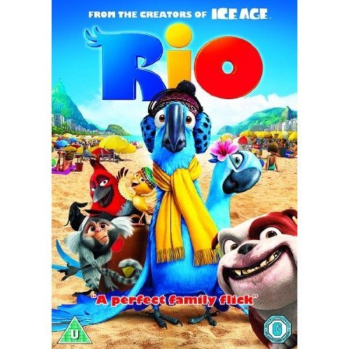 Rio (dvd   Digital Copy)