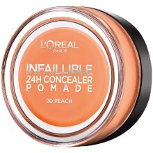 L'Oreal Paris Infallible Concealer Pomade 20 Peach 15g