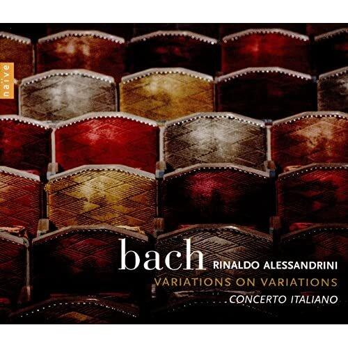 Bach: Variations On Variations
