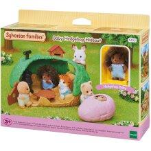 Sylvanian Families Baby Hedgehog Hideout