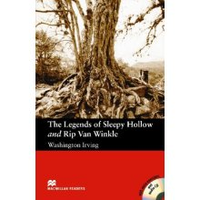 Macmillan Readers Legends of Sleepy Hollow and Rip Van Winkle The Elementary Pack - Used