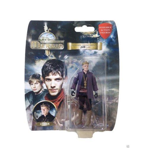 Adventures of Merlin TV series, King Uther Figure