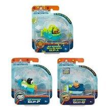 Fisher Price Octonauts  Gup Speeders 3 Pack - GUP-A GUP-P & GUP-Q, S2