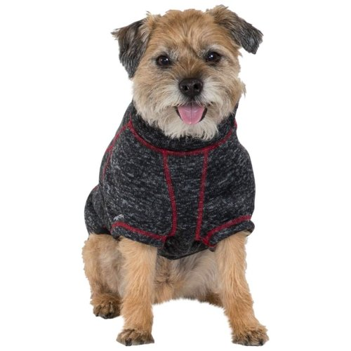 Trespass Boomer Windproof Dog Fleece