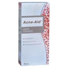 Acne Aid Liquid Cleanser Non-Soap Facial Cleanser Acne Prone Oily Skin 100ml