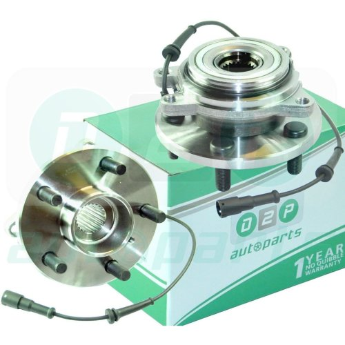 REAR WHEEL BEARING HUB + ABS FOR LAND ROVER DISCOVERY 2 2.5 TD5 4.0 V8 TAY100050
