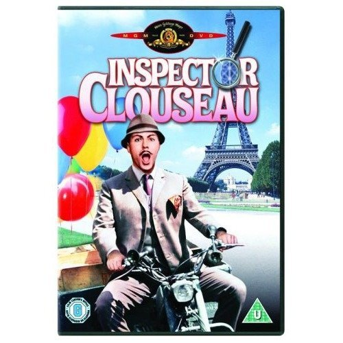 Inspector Clouseau DVD [2006]