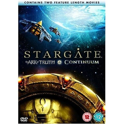 Stargate - Continuum / Stargate - Ark Of Truth DVD [2008]