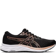 Asics Womens Road Running Shoes Lace Padded Ankle Collar Comfortable AmpliFoam