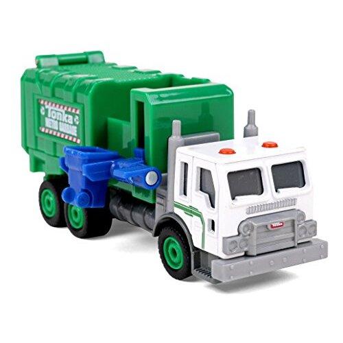 Tonka Diecast Big Rigs Side Arm Garbage Truck
