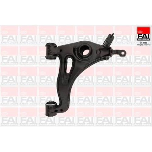 Front Right FAI Wishbone Suspension Control Arm SS1137 for Mercedes Benz C240 2.6 Litre Petrol (06/00-10/00)