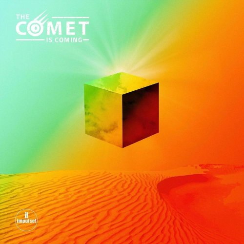 The Comet Is Coming - The Afterlife EP [CD]