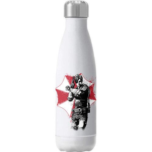 Resident Evil RPD Police Officer Insulated Stainless Steel Water Bottle