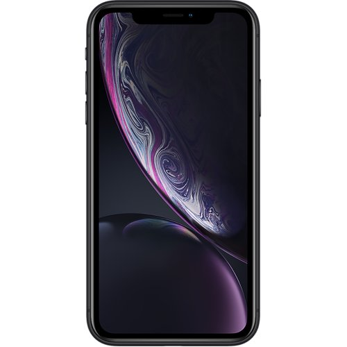 (Unlocked, 64GB) Apple iPhone XR   Black