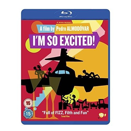 I'm So Excited Blu-Ray [2013]