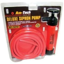 SIPHON PUMP KIT FOR WATER, PETROL, DIESEL, ETC