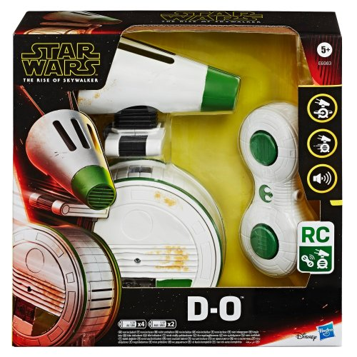 Star Wars Remote Control D-O Rolling Electronic Droid