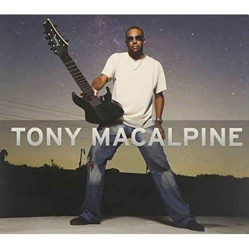 Tony Macalpine - Tony Macalpine [CD]