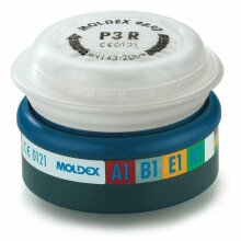 Moldex 9430 ABEK1 P3 R Gas and Particulate Filters for Series 7000 and 9000