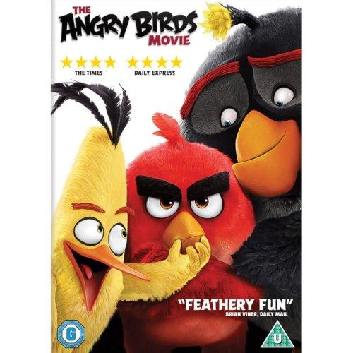 The Angry Birds Movie DVD [2016]