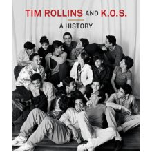 Tim Rollins and K.O.S.  A History by Edited by Ian Berry - Used