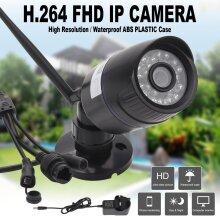 Wireless Wifi Camera 1080P HD Network Cam CCTV Security IR Night
