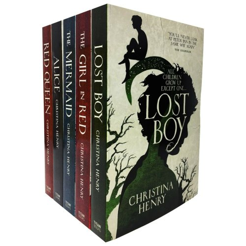 Christina Henry 5 Books Collection Set Chronicles of Alice Series